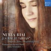 Nuria Rial: J.S. Bach: Arias - CD