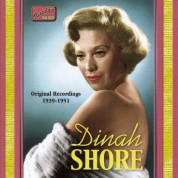 Shore, Dinah: Dinah Shore (1939-1951) - CD