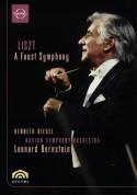 Boston Symphony Orchestra, Leonard Bernstein: Liszt: A Faust Symphony - DVD