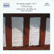 Bo Holten, Musica Ficta: Den danske sangskat, Vol.  7 - CD