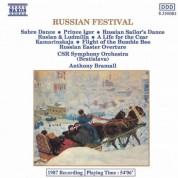 Slovak Radio Symphony Orchestra: Russian Festival - CD