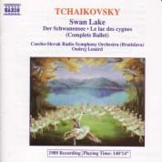 Tchaikovsky: Swan Lake (Complete Ballet) - CD