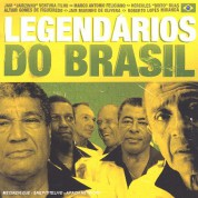 Legendarios Do Brasil - CD