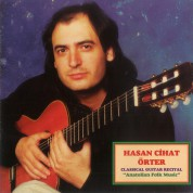 Hasan Cihat Örter: Anatolian Folk Music / Classical Guitar Recital - CD