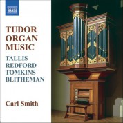 Carl  Smith: Tudor Organ Music - CD