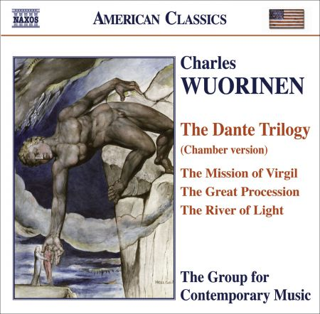 Oliver Knussen: Wuorinen: Dante Trilogy (Chamber Version) - CD