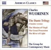 Oliver Knussen: Wuorinen: Dante Trilogy (Chamber Version) - CD