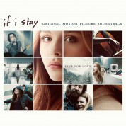 Adam Lasus: OST - If I Stay - Plak
