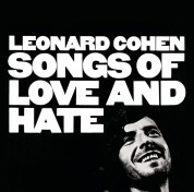 Leonard Cohen: Songs Of Love And Hate - CD