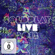 Coldplay: Live 2012 - CD
