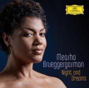 Measha Brueggergosman, Justus Zeyen: Measha Brueggergosman - Night And Dreams - CD