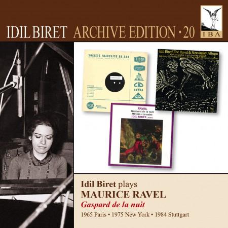 İdil Biret: Ravel: Gaspard de la nuit - CD