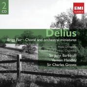Delius: Choral and Orchestral Miniatures - CD