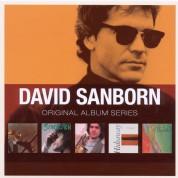 David Sanborn: Original Album Series - CD