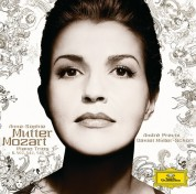 André Previn, Anne-Sophie Mutter, Daniel Müller-Schott: Mozart: Piano Trios - CD
