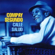 Compay Segundo: Calle Salud (+ Ext. 4 Songs) - CD
