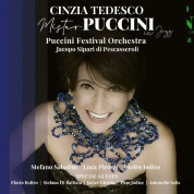 Cinzia Tedesco: Mister Puccini in Jazz - CD