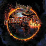 Judas Priest: A Touch Of Evil: Live 2005 - 2008 - CD