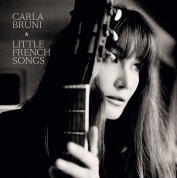 Carla Bruni: Little French Songs - CD