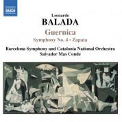 Balada: Guernica / Symphony No. 4 / Zapata - CD