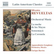 Aguascalientes Symphony Orchestra: Revueltas: Orchestral Music - CD