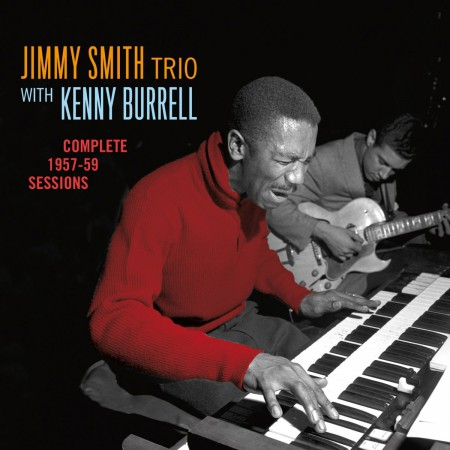 Jimmy Smith: Complete 1957-1959 Sessions - CD