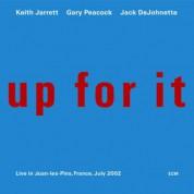 Keith Jarrett, Gary Peacock, Jack DeJohnette: Up For It - CD