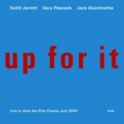 Keith Jarrett, Gary Peacock, Jack DeJohnette: Up For It - CD