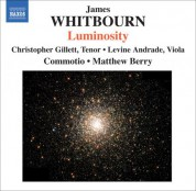 Matthew Berry: Whitbourn, J.: Luminosity - CD