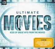 Çeşitli Sanatçılar: Ultimate Movies - CD