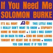 Solomon Burke: If You Need Me - Plak
