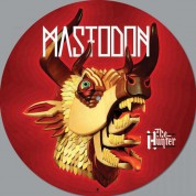 Mastodon: The Hunter (Picture Disc) - Plak