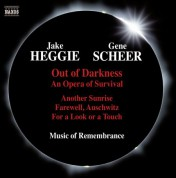 Music of Remembrance: Heggie: Out of Darkness - CD