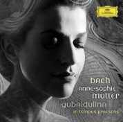 Anne-Sophie Mutter, London Symphony Orchestra, Trondheim Soloists, Valery Gergiev: Bach, J.S./ Gubaidulina: Violin Concertos - CD