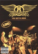 Aerosmith: You Gotta Move - Live - DVD