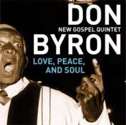 Don Byron: Love, Peace & Soul - CD