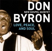 Don Byron: Love, Peace & Soul - CD
