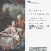 Christopher Hogwood, Jaap Schroeder, The Academy of Ancient Music: Mozart: The Symphonies - CD