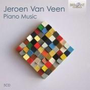 Jeroen van Veen, Frank Steijens, Sandra van Veen: Van Veen: Piano Music - CD