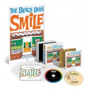 The Beach Boys: The Smile Sessions - CD