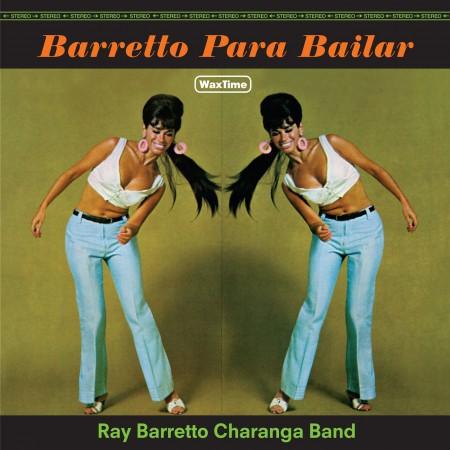 Ray Barretto: Barretto Para Bailar - Plak