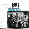 Miles Davis: Kind of Blue (Limited Edition - Solid Blue Colored Vinyl) - Plak