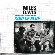 Miles Davis: Kind of Blue (Limited Edition - Solid Blue Colored Vinyl) - Plak