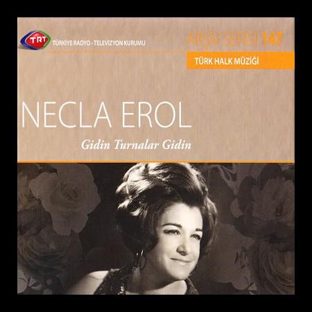 Necla Erol: TRT Arşiv Serisi 147 - Gidin Turnalar Gidin - CD