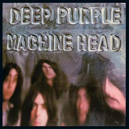 Deep Purple: Machine Head (Limited Edition - Purple Vinyl) - Plak