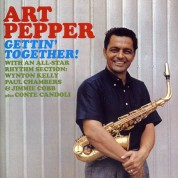 Art Pepper: Gettin' Together + 4 Bonus Tracks - CD