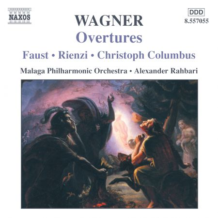 Malaga Philharmonic Orchestra: Wagner, R.: Overtures - CD