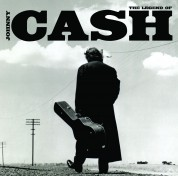 Johnny Cash: The Legend Of - Plak