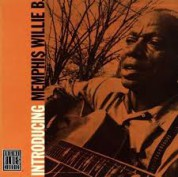 Memphis Willie B.: Introducing Memphis Willie B - CD