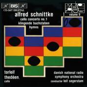 Torleif Thedéen, Danish National Symphony Orchestra, Leif Segerstam: Schnittke - Cello Concerto No.1 - CD